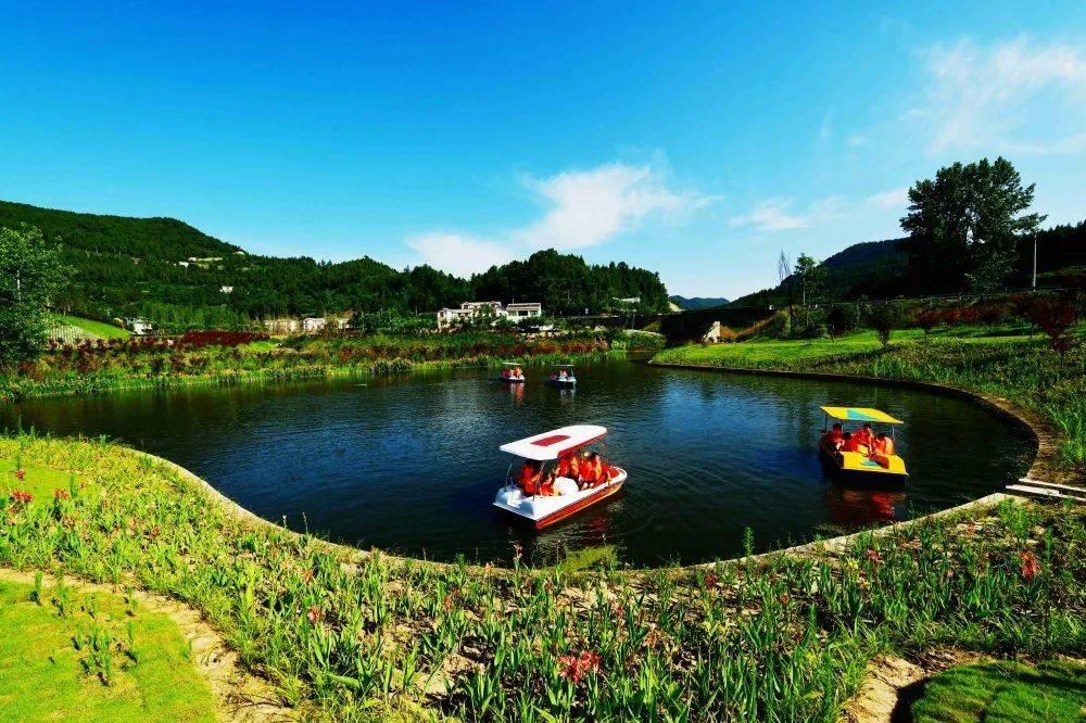 祝贺!阆中这个镇上榜首批全国乡村旅游重点镇(乡)